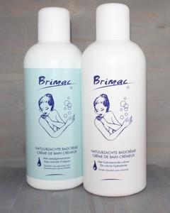 Brimac natuurzachte badcrème met zeealgen extracten 1000 ml